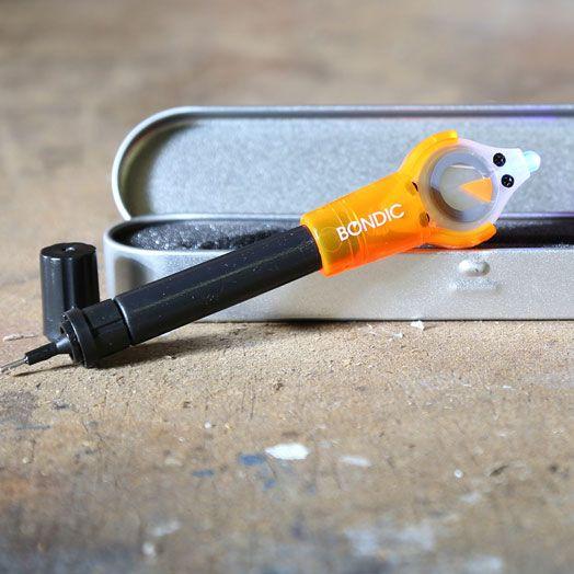 Bondic 3D Liquid Plastic Welder: Repair 3D Printed Parts