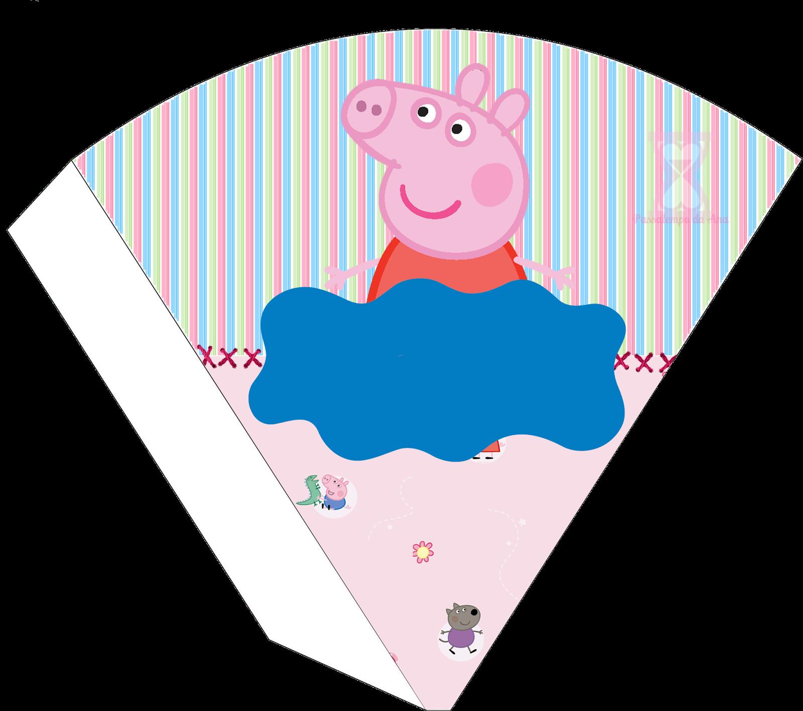 Passatempo da Ana: Kit - Peppa Pig | Peppa Pig Printables ...
