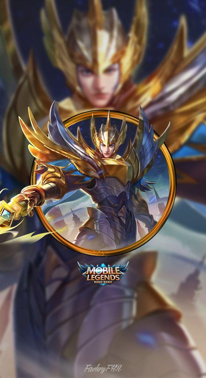 Wallpaper Phone Zilong Glorious General By FachriFHR