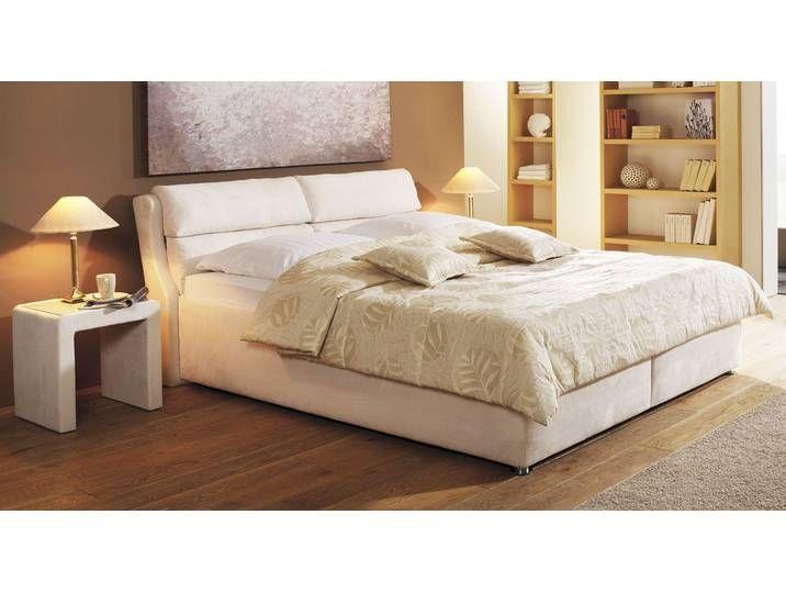 Polsterbett Mit Bettbox 160 200 Cm Beige Cremona Bett