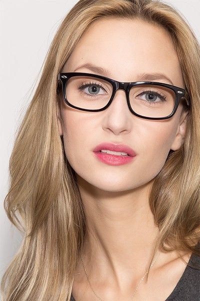 8e666888378 Birmingham Black Acetate Eyeglasses from EyeBuyDirect. A fashionable frame  with great quality and an affordable price. Come see to discover your style.