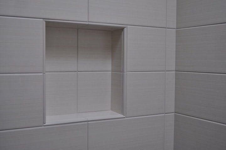 Modern Niche Shower Google Search Shower Niche Tile Shower Niche Shower Tile