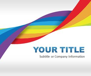 Free rainbow dna powerpoint template is an original slide design free rainbow dna powerpoint template is an original slide design featuring a dna illustration in the toneelgroepblik Choice Image