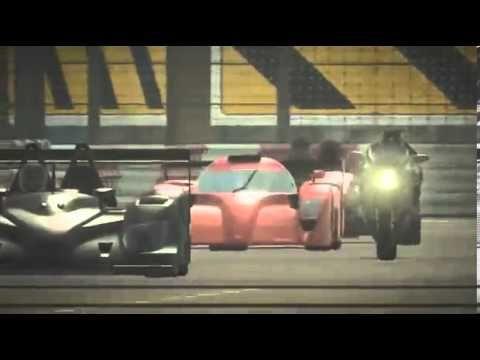 Project Gotham Racing 4 - Macau track 09-12-07