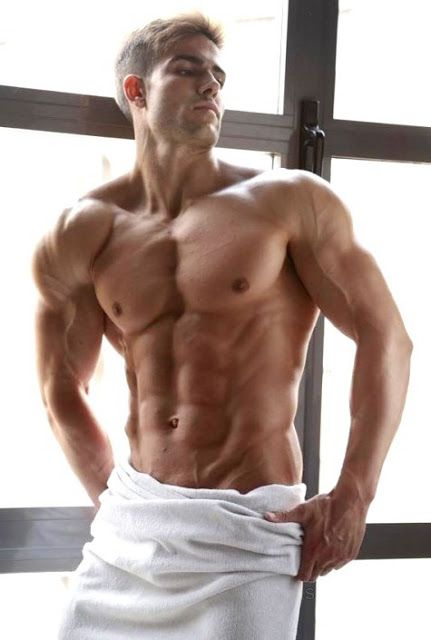 Pin by Marc M on Handsome   Fit Men in Towels or Sheets  6b678b3d4