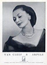 Van Cleef & Arpels (Jewels) 1949 Necklace, Earrings
