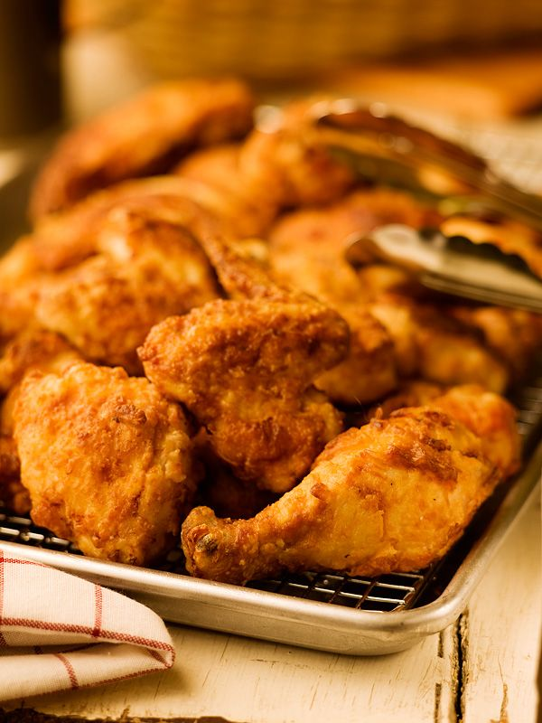 Buttermilk Fried Chicken- monday night dinner.....