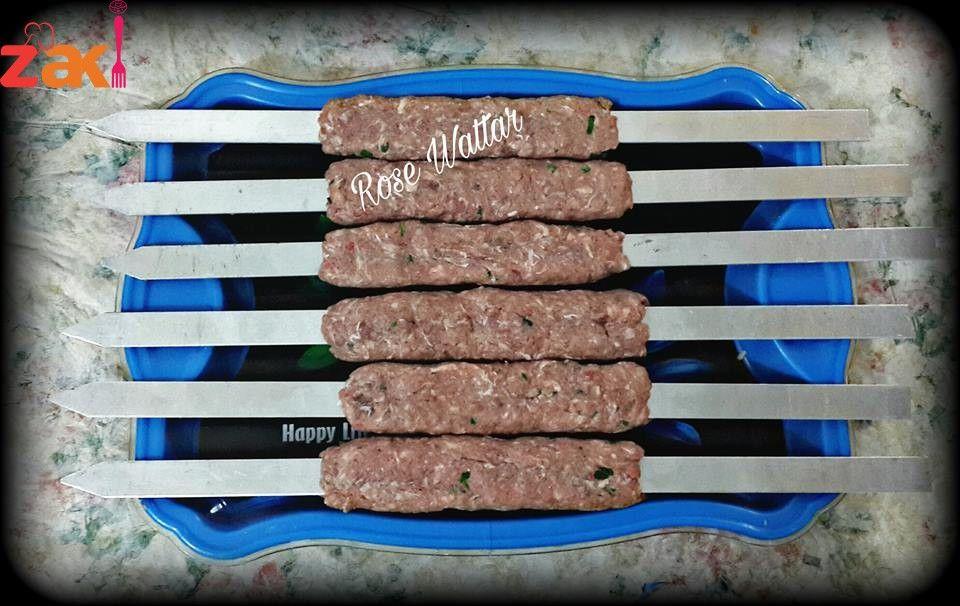 اعرفي السر لعمل كباب مشوي على الفحم باستخدام فرن الغاز زاكي Food Meat Sausage