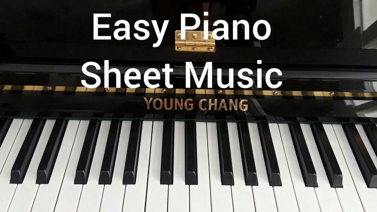 How great thou art easy piano with letters on notes pdf in