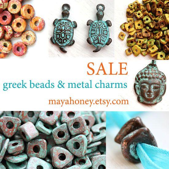 Maya-Honey Lampwork: SALE Starting Today