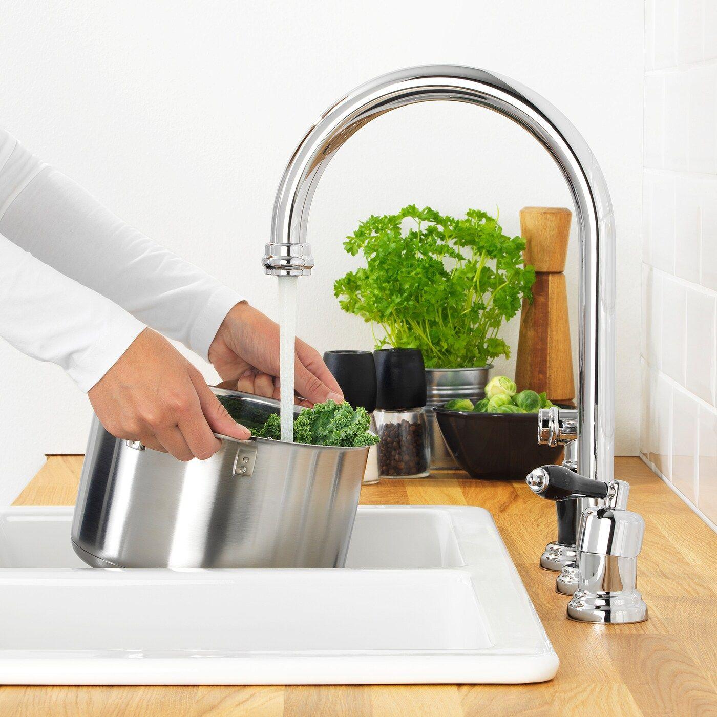 IKEA VITHAVET Kitchen faucetseparate