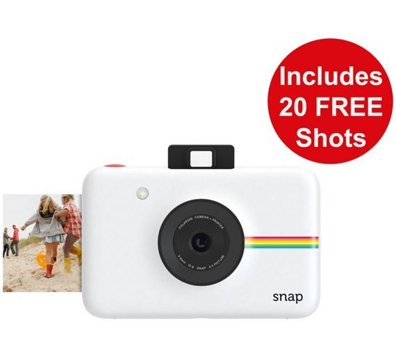 Buy Polaroid Snap Instant Print Digital Camera with 20 shots