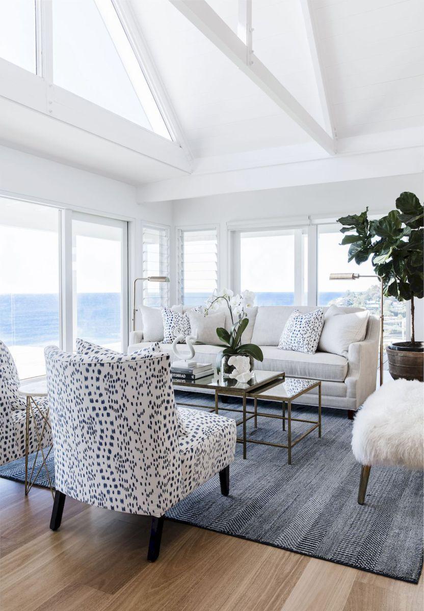Cozy coastal living room decorating ideas (75) | Coastal Living ...