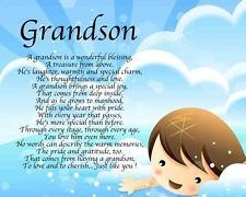 First Birthday Grandson Quotes QuotesGram