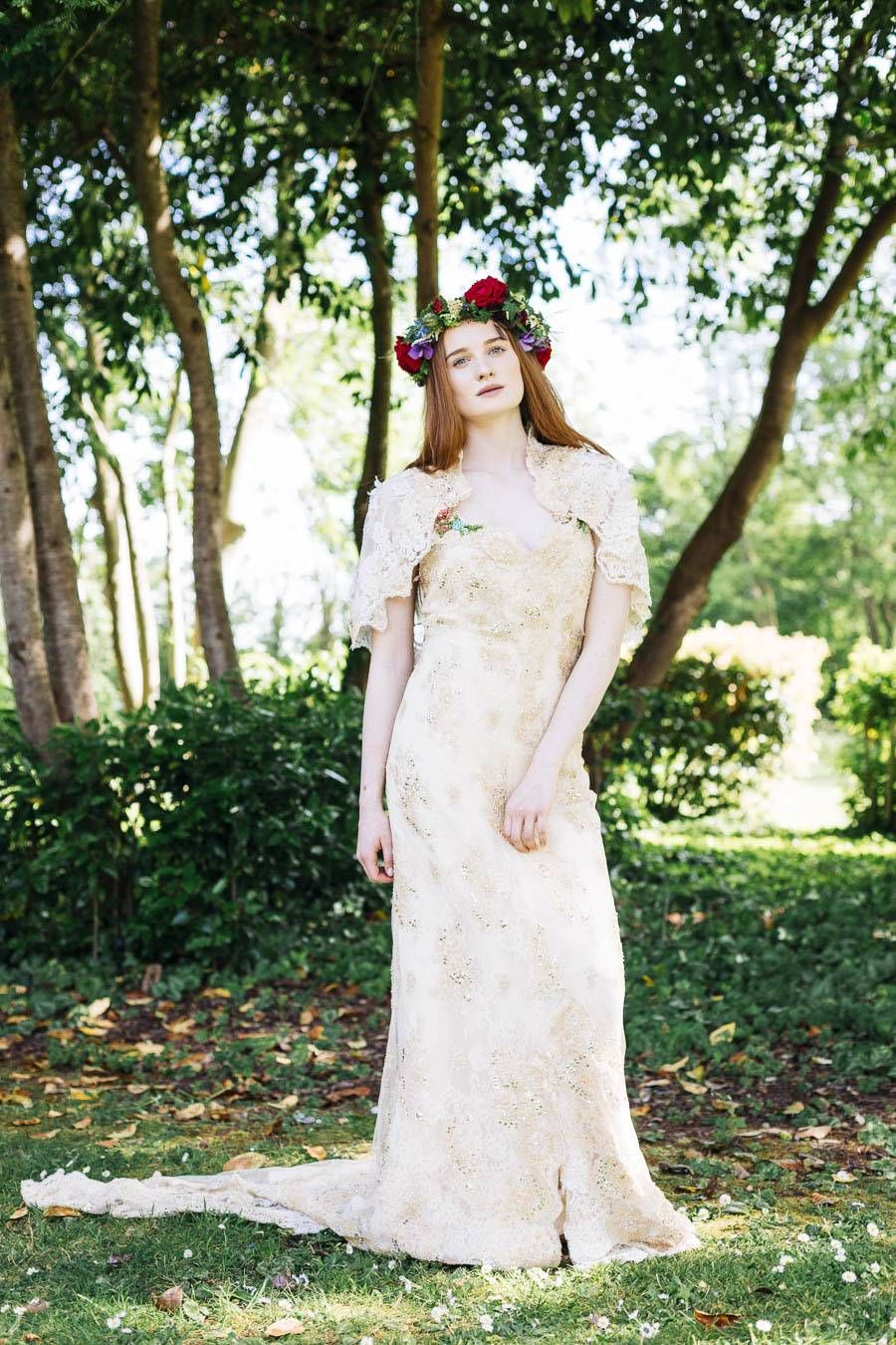 Anne of green gables wedding dress  A Beautiful Sansa Stark Inspired Game Of Thrones Bridal Editorial