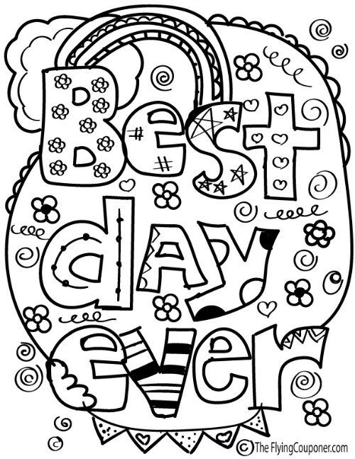 Why You Should Doodle Doodles Adult Coloring Pages Free