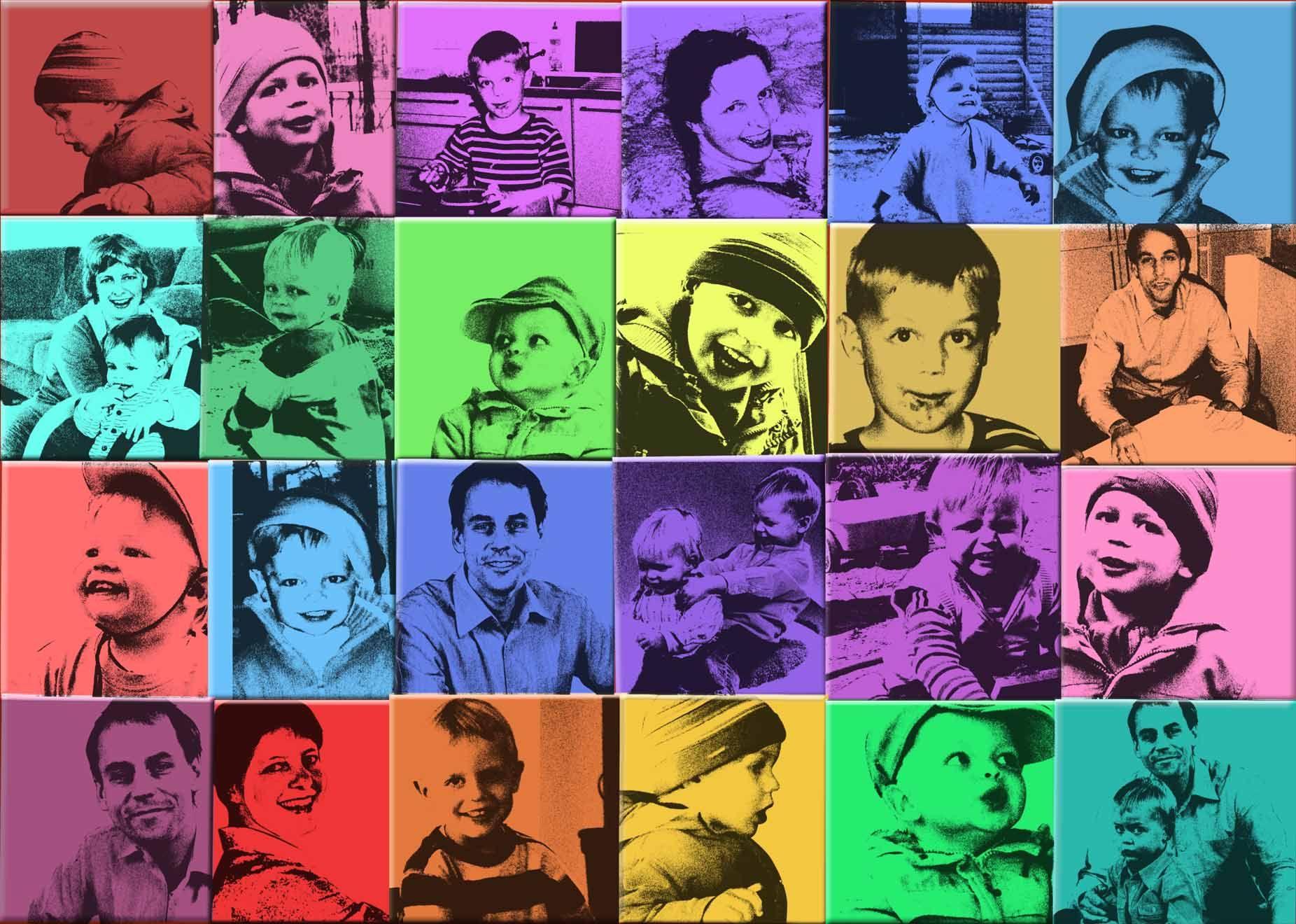 Personal-Art.nl maakt een pop-art van jouw foto!