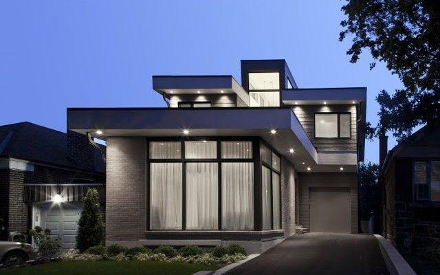 Petite Maison Moderne Avec Des Interieurs Minimalistes Idees