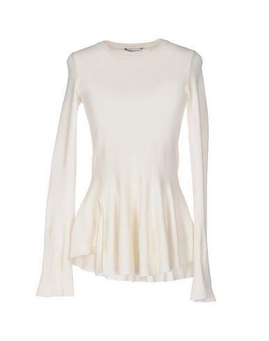ALEXANDER MCQUEEN Sweater. #alexandermcqueen #cloth #dress #top #skirt #pant #coat #jacket #jecket #beachwear #