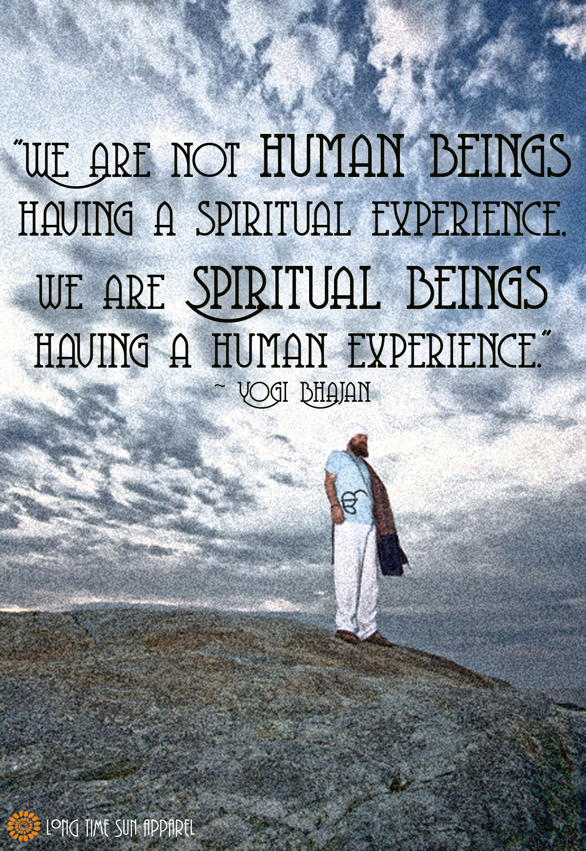 Yogi Bhajan Quote Loved and pinned by