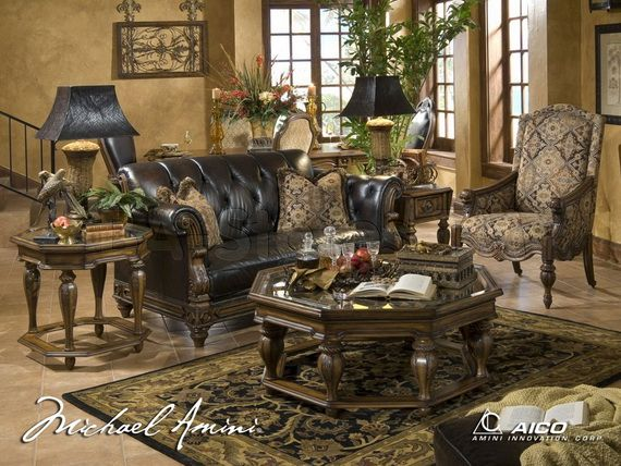 Classic Living Room Furniture from Aico | I am so classic ...