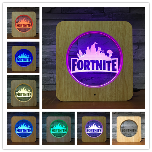 Fortnite 3d Illusion Table Lamp 3d Illusion Lamp 3d Illusions 3d Light