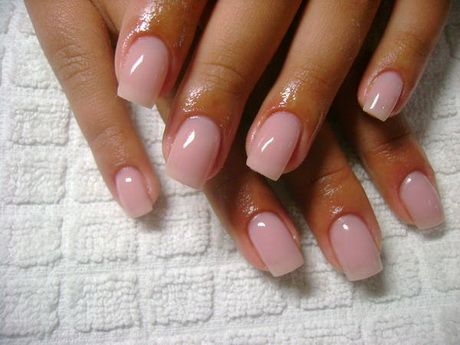 nailart dezent nails in 2019 french nails almond acrylic nails summer acrylic nails