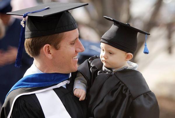Elder Perry tells BYU graduates to seek and find a balance | Deseret News