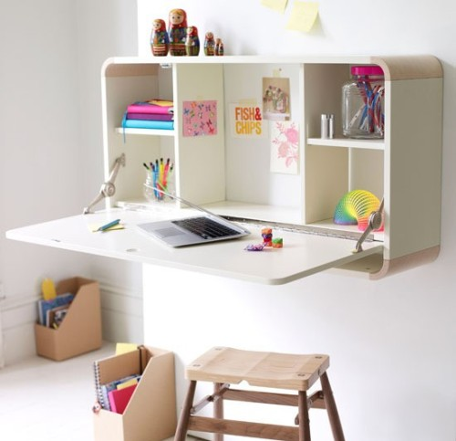 cute folding desk