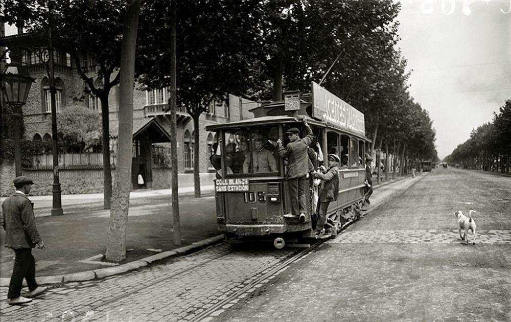 Pin En Tramvies De Barcelona