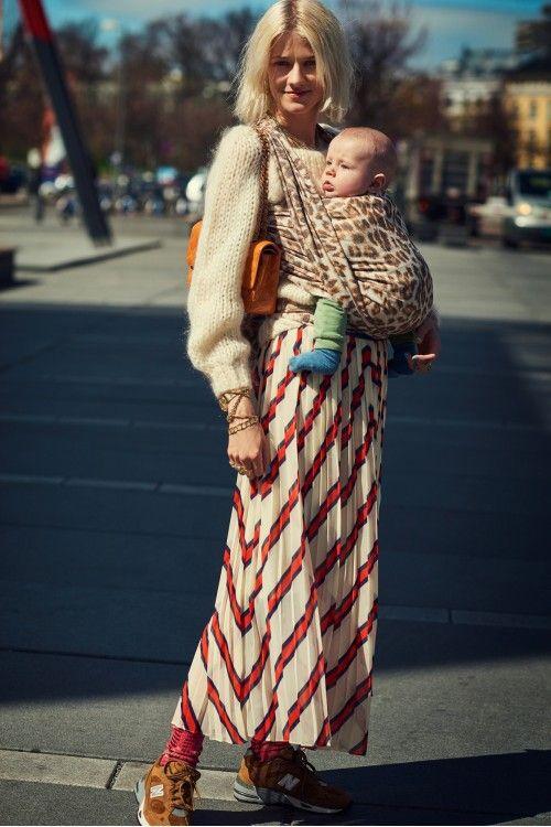 Satin Leopard   Baby Wrap Ring Sling Satin Leopard