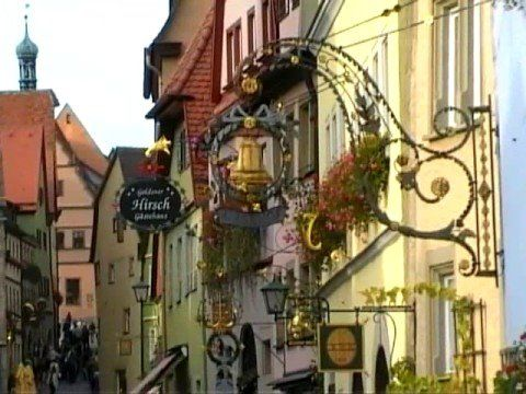 The archetypal German town, Rothenburg lies in Middle Franconia, in Bavaria, Germany. Over 1000 years old, the old city has remained virtually unchanged for centuries, and is one of Germany's most important tourist destinations.    Music by Kevin MacLeod  http://incompetech.com