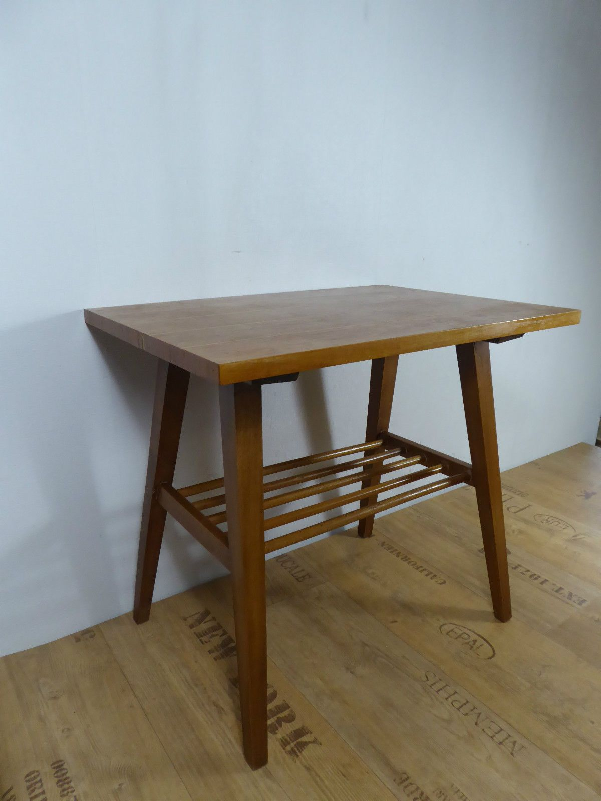 Danish Design Couchtisch Mid Century 50s Coffee Table Couchtisch Teak String Danish Design