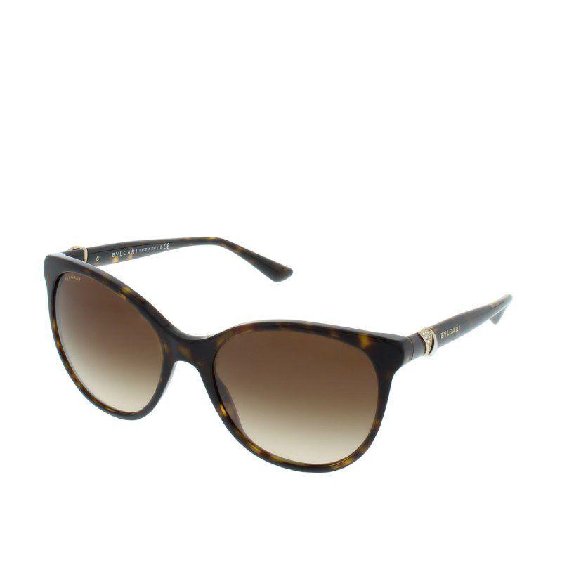 Bulgari Sonnenbrille braun Damen lxIBEBQ