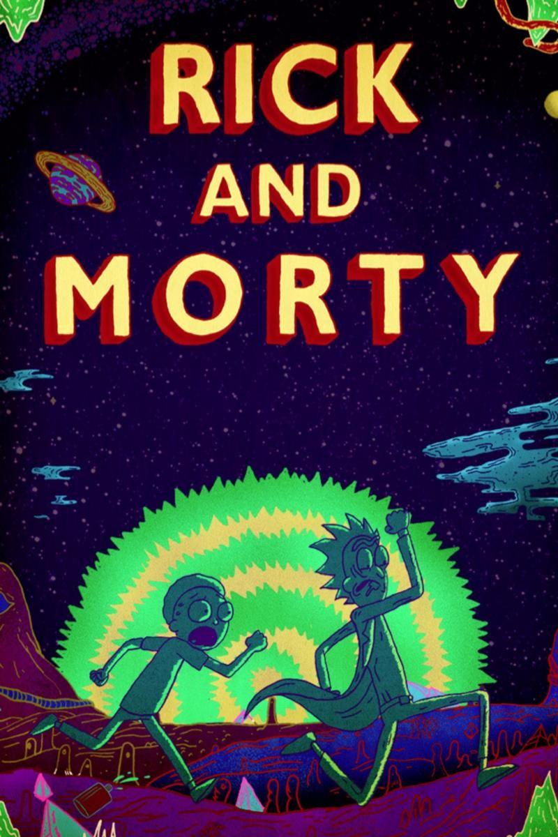Rick And Morty Running Rick Morty Comic Rick Morty Poster Print Rick And Morty Poster Rick And Morty Comic Rick And Morty