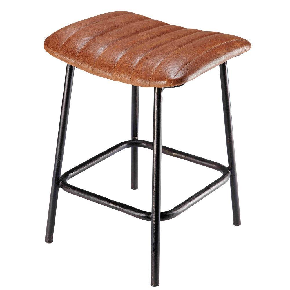 Maison Du Monde Sgabelli.Sedute Chairs Stools Benches Stool Metal Stool Metal