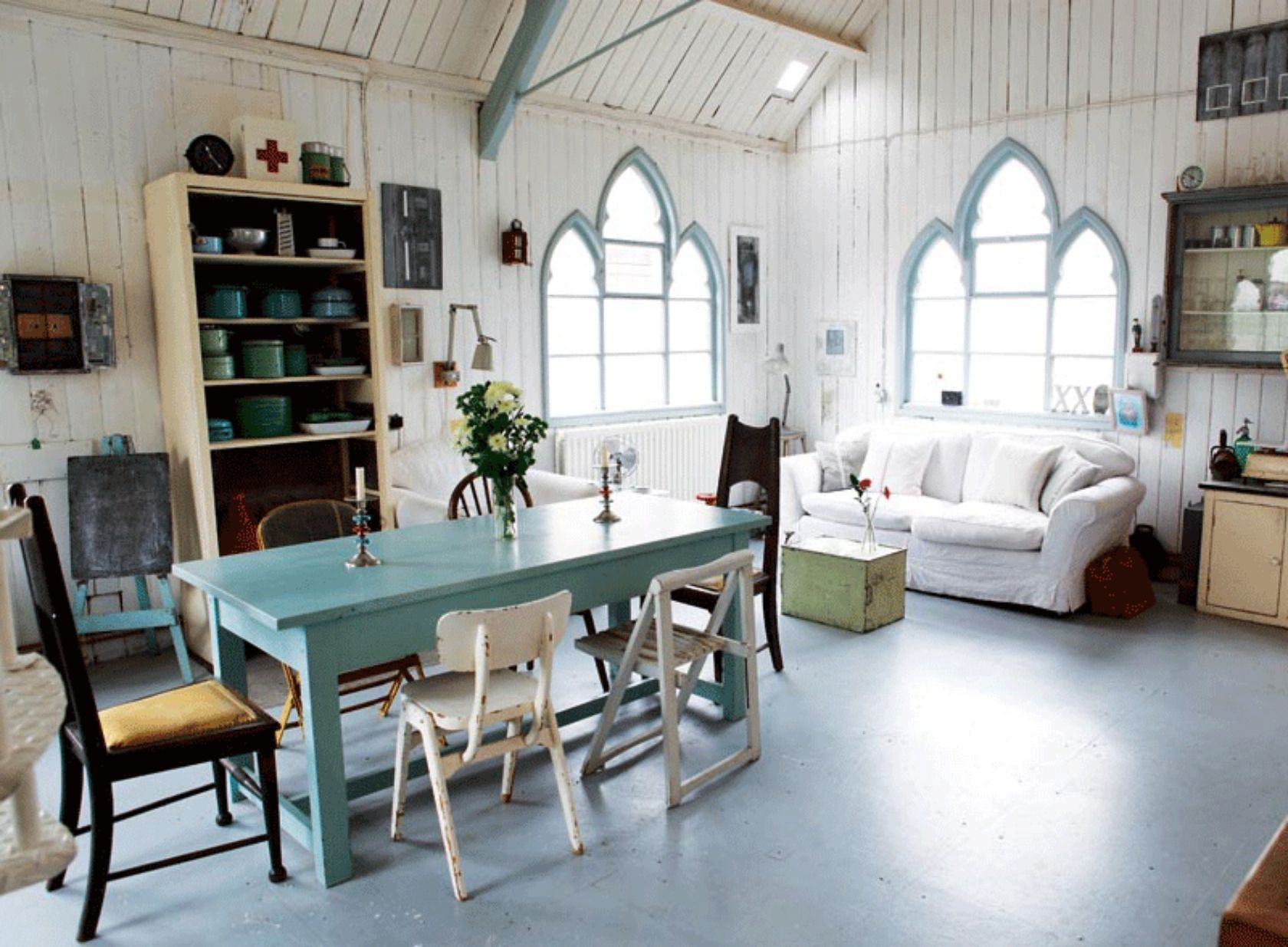 A converted Chapel in Faversham, England.