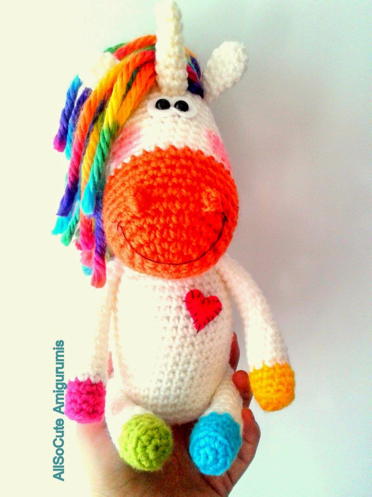Pony crocheted horse 17