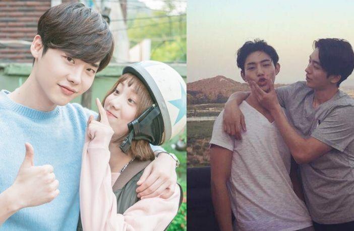 Korean celebrities known to be bestfriends!