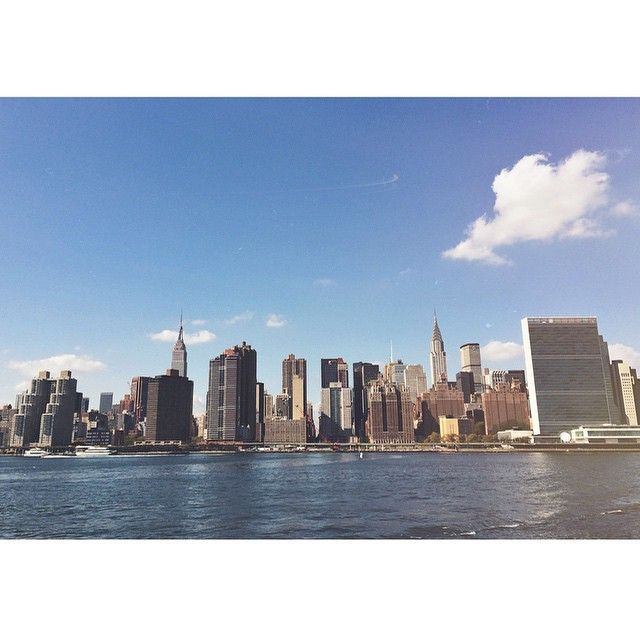 #Brooklyn #Manhattan #LongIslandCity #NYC #USA #VscoPhile @jsazontyeva on Instagram