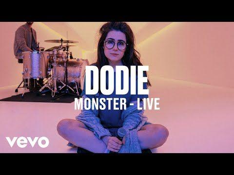 dodie - Monster (Live)   Vevo DSCVR - YouTube