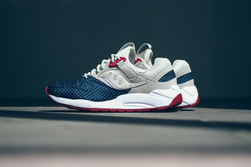 Saucony Drops Grid 9000 with Microdot Textile - EU Kicks: Sneaker Magazine