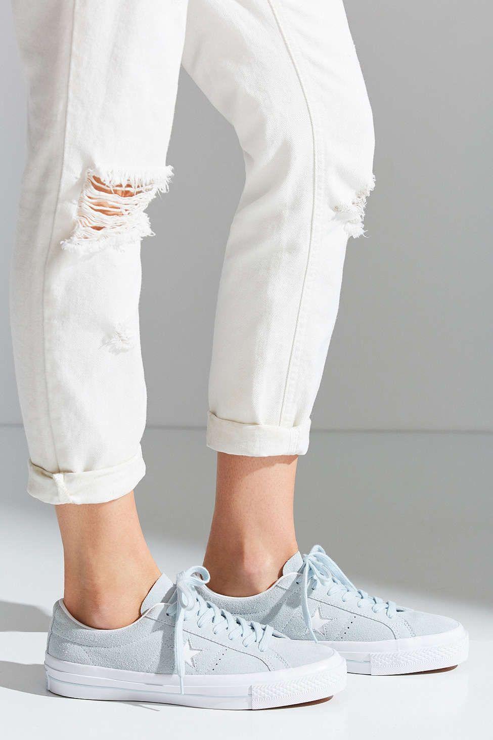 0bff6f23f2a75 Converse One Star Premium Suede Sneaker