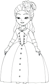 Sofia The First Coloring Pages Princess Clio Sofia The First Colorin Disney Coloring Pages Printables Princess Coloring Pages Disney Princess Coloring Pages
