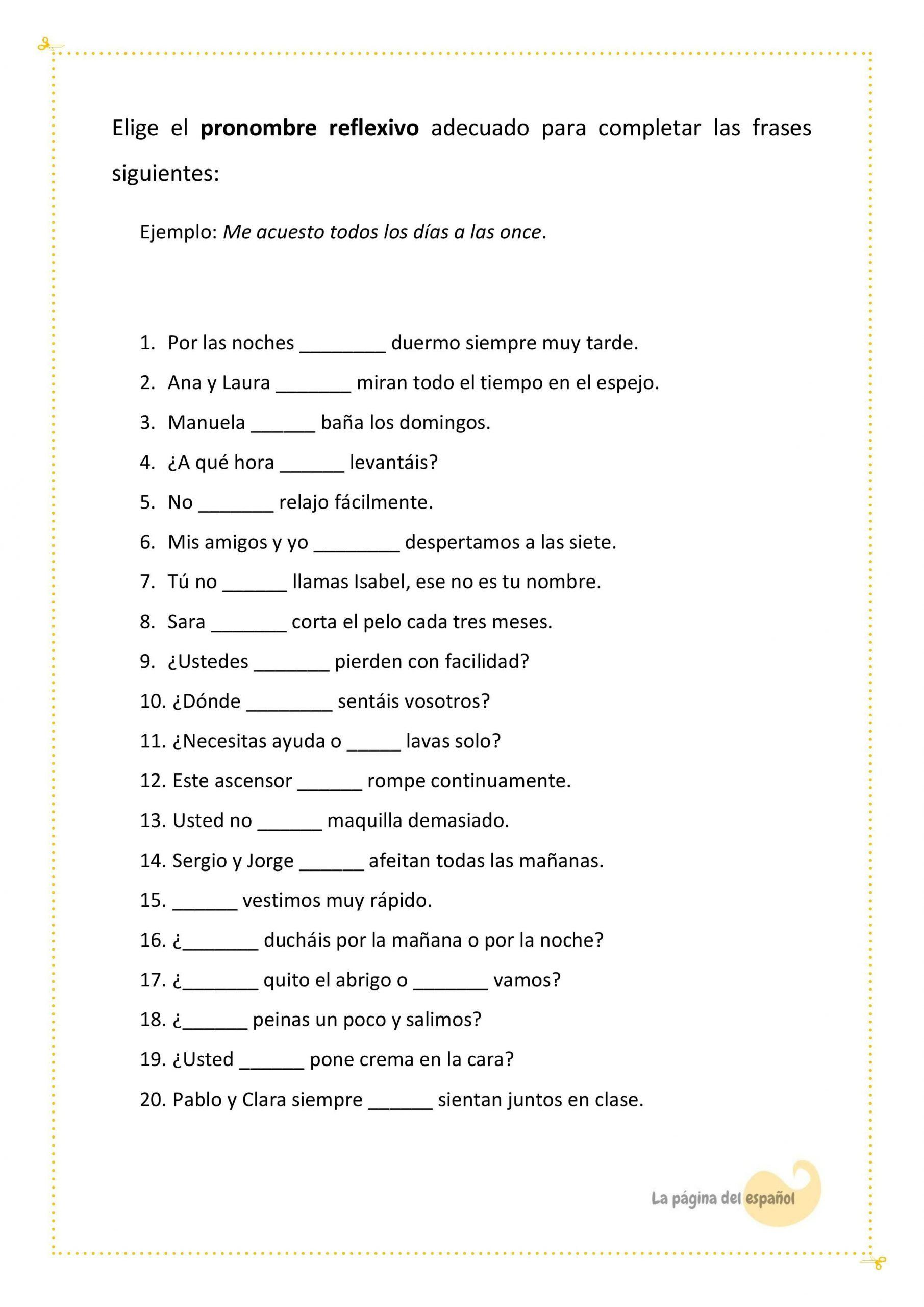 Stem Changing Verbs Worksheet Answers 79 Best Spanish