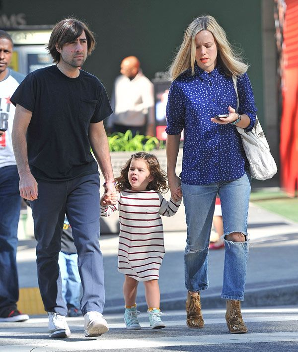 Jason Schwartzman Wife Brady Cunningham Expecting Second Baby Second Baby Wife Daughter