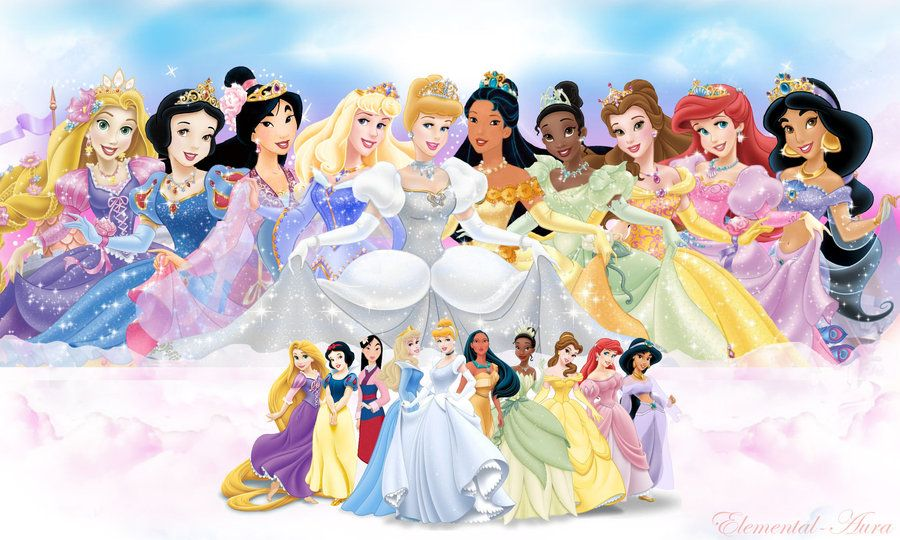 Who's your fave Disney Princess?