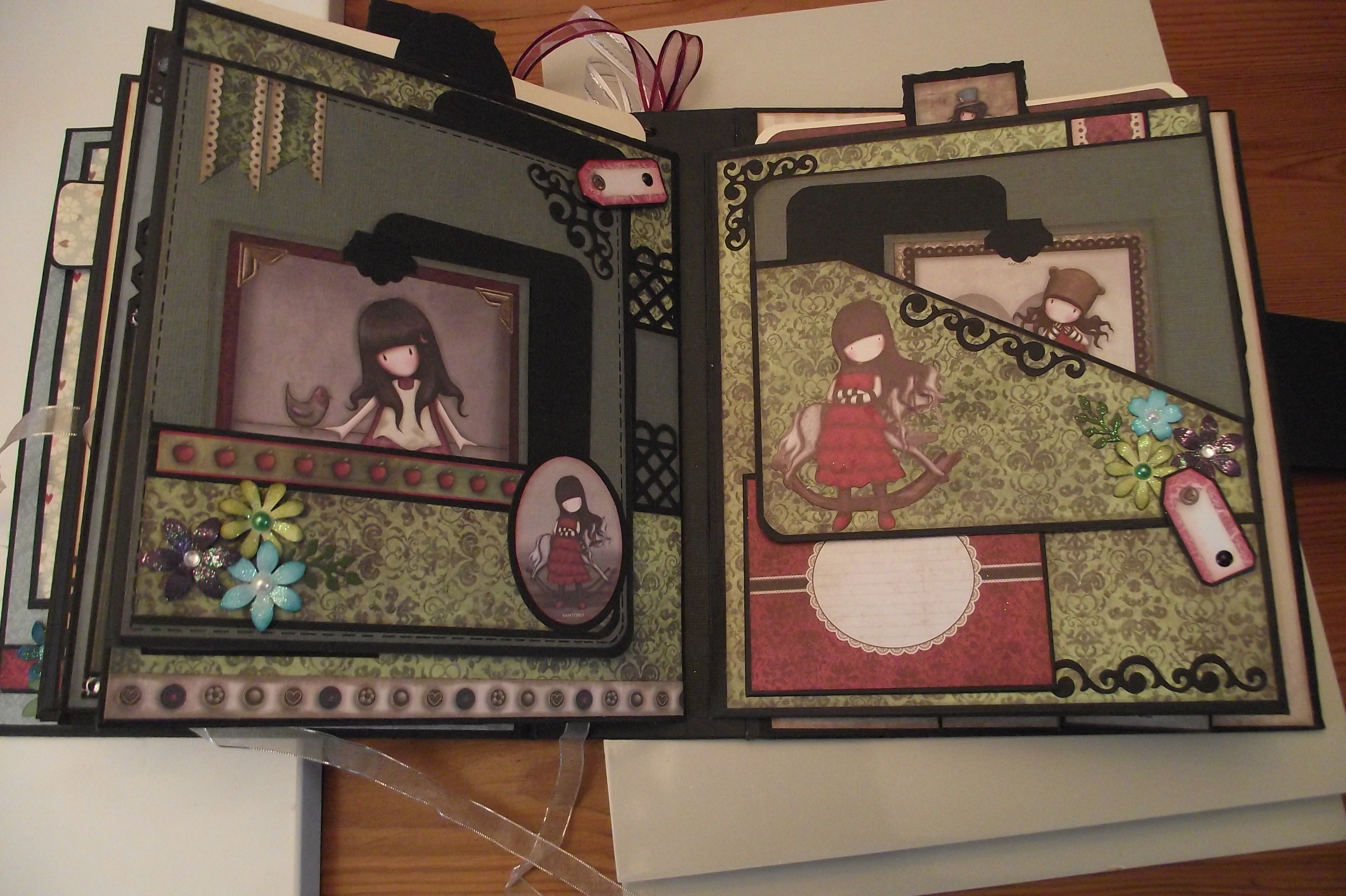 560 Gorjuss Isn T She Ideas Cute Art Paper Dolls Stamp Layouts