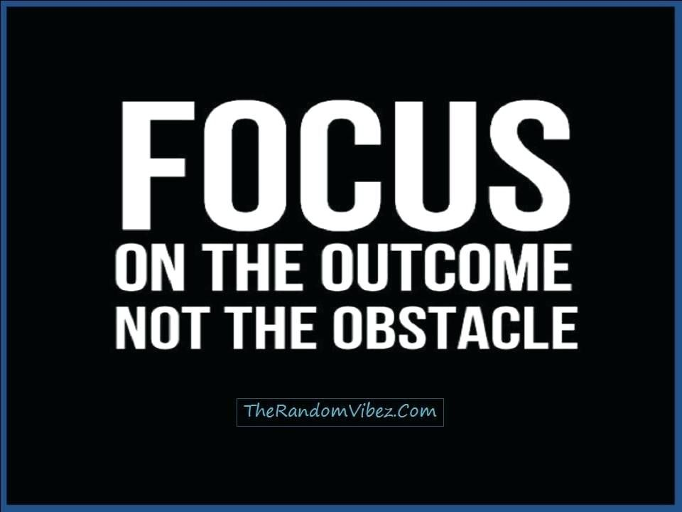 Quotes About Focus 2