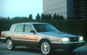 1991 Dodge Dynasty Consumer Reviews Dodge My Ride Pictures